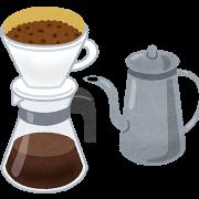 コーヒーかすの利用方法 ドリップ後の使い方とは?