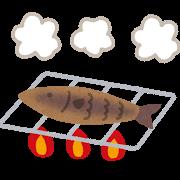 焼き魚の臭い対策 部屋の消臭や焼き方は?