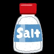 塩が固まる理由は?サラサラに戻す方法は?