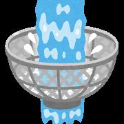米とぎにお湯を使うのはダメ?水が冷たいときの対処法は?
