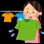 黄砂の洗濯物への影響や対策は?取り込みの注意点は?