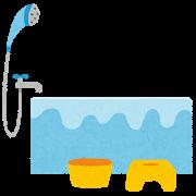 風呂の残り湯で洗濯するのは汚い?臭いなく衛生的に洗うには?