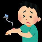 蚊に刺されない方法や寝るときの対策は?