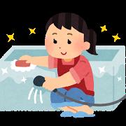 風呂の鏡 うろこ汚れを落とす水垢掃除方法とは?