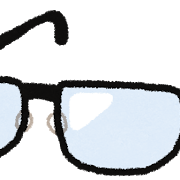 メガネ跡が鼻に付かないようにするには?
