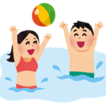 プールで髪の色落ちや痛みを防ぐケアや予防法は?