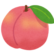 硬い桃を柔らかくするには?おいしい食べ方や選び方は?