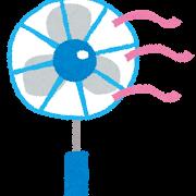 扇風機つけっぱなしで寝るとだるいのはなぜ?正しい使い方は?