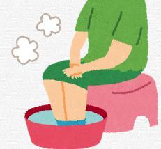 足湯の効果やバケツを使ったやり方は?上手な保温方法も!