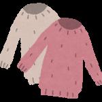セーターがチクチクする原因や解消するには?