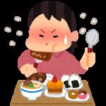 食欲が止まらない時の原因や対処法は?