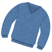 セーターの洗い方や干し方は?