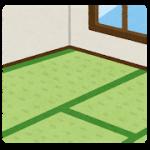畳にカビが生える原因や取る方法は?防止するには?